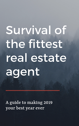 Survival of the fittest real estate agent