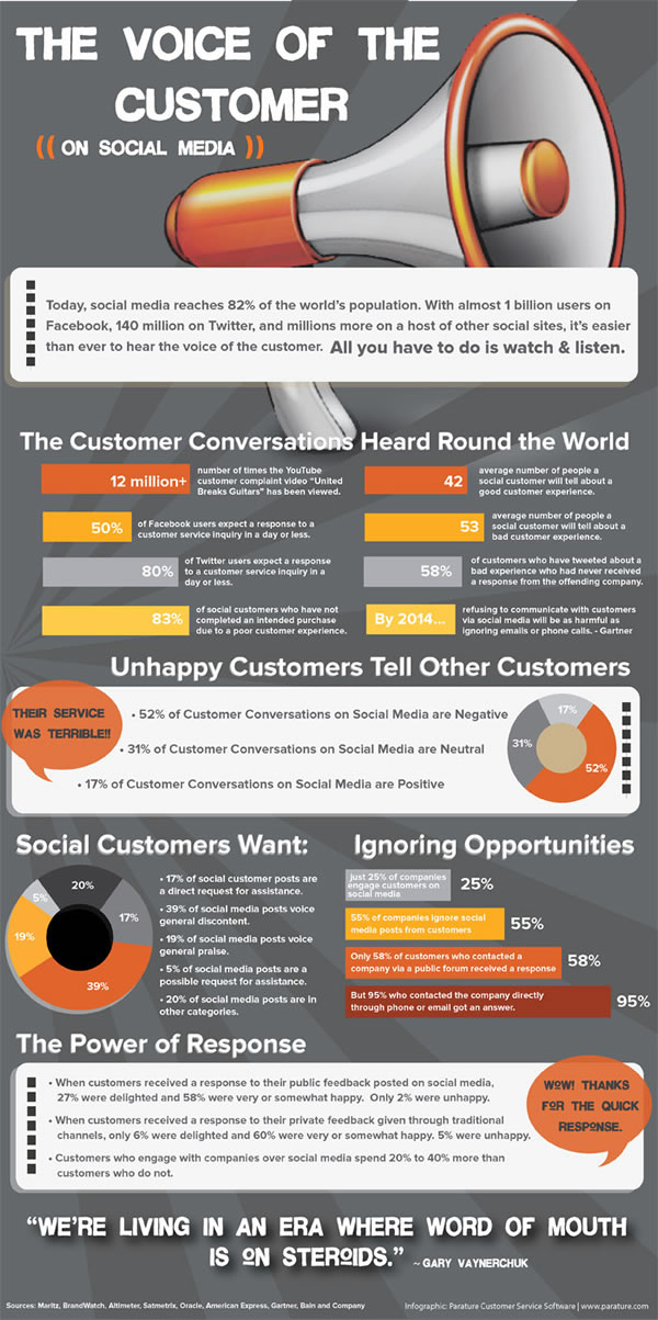The-Voice-of-the-Customer-on-Social-Media-a-2012-infographic-from-Parature